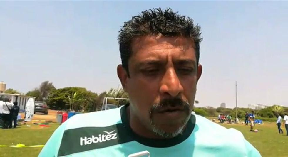 José Soto se disculpó por golpear a un policía luego de un encuentro de fútbol.