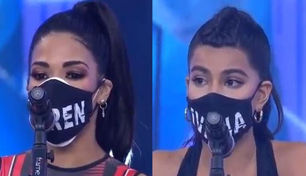 Karen Dejo e Ivana Yturbe se disculparon por infringir normas y fueron suspendidas de EEG. (Foto: Captura de video)