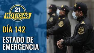 Día 142 de estado de emergencia