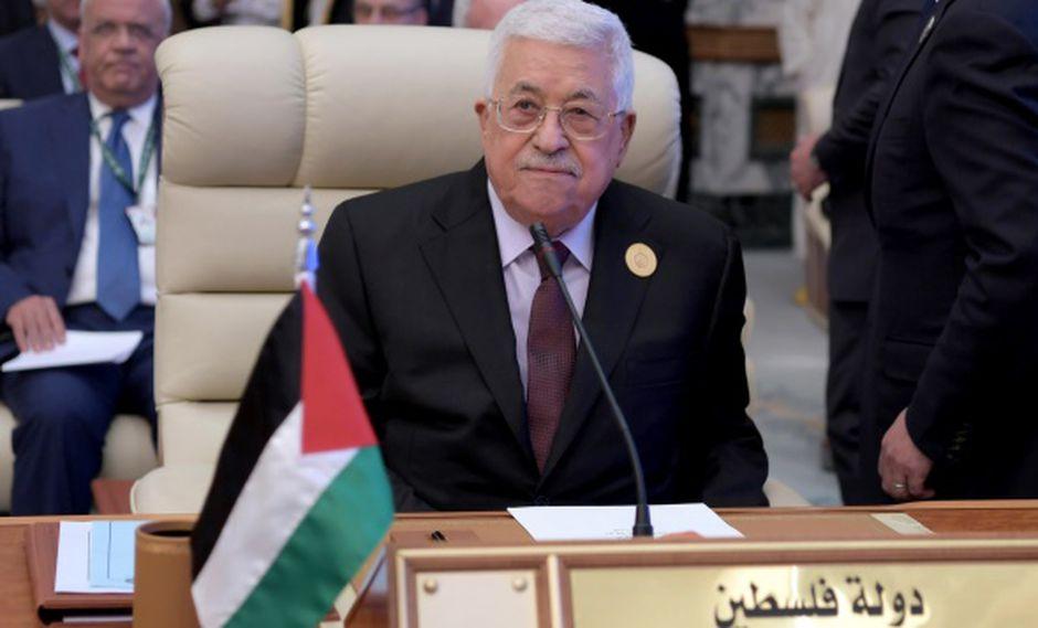 La reacción de Abbas tuvo lugar poco después de que Washington revelara los detalles de un plan de paz para Oriente Medio que presentará la semana próxima en Baréin. (Foto: AFP)