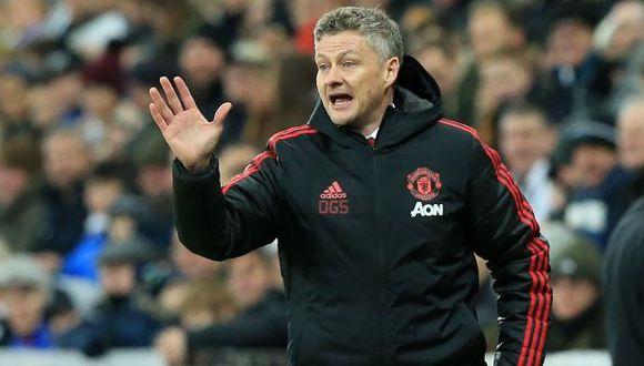 Ole Gunnar Solskjaer registra seis victorias en seis partidos al mando de Manchester United. (Foto: AFP)