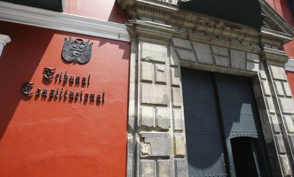 Congreso aprueba investigar a jueces del Tribunal Constitucional. (Perú21)
