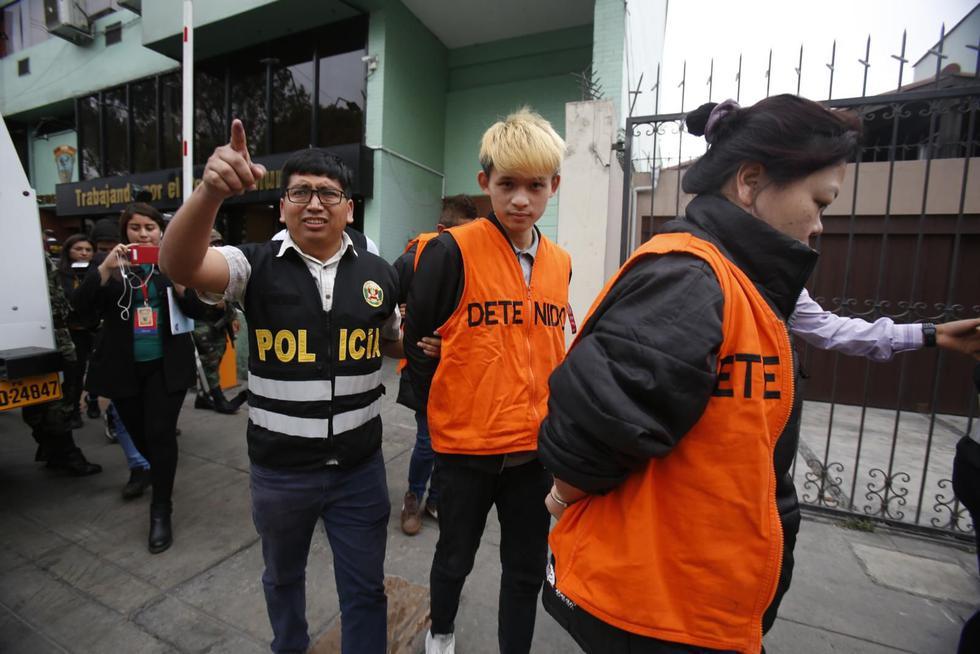 ATRAPADOS. Malasios serán procesados bajo leyes peruanas y podrían recibir hasta 15 años de cárcel. (César Grados)