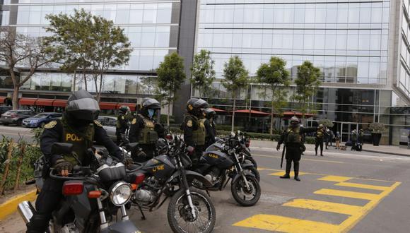 Personal de la policía y las Fuerzas Armadas supervisarán que se cumplan las normas. (Fotos: Violeta Ayasta / @photo.gec)
