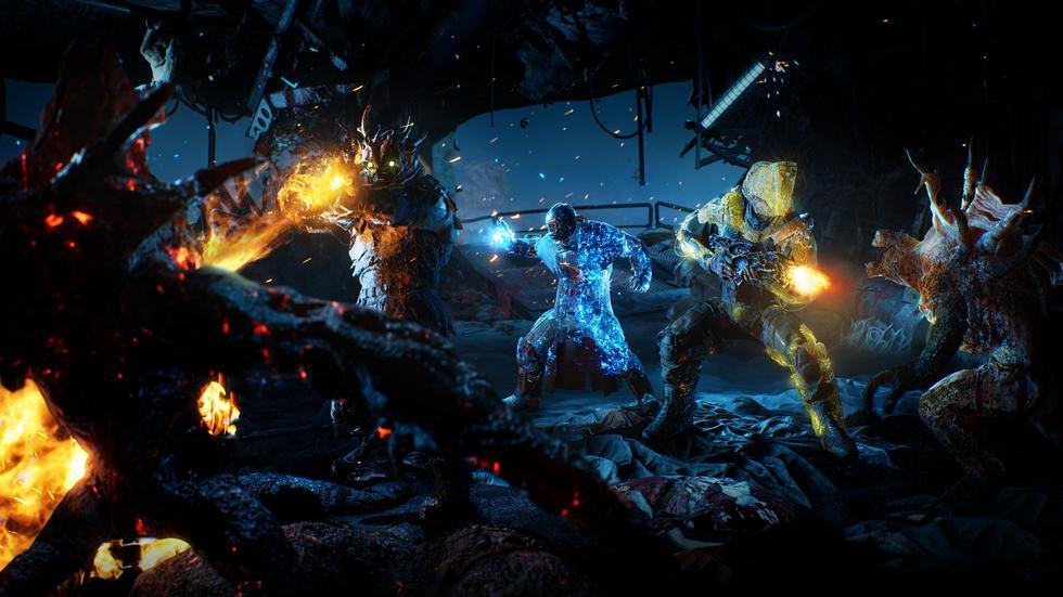 'Outriders' llegará a PlayStation 5, PlayStation 4, Xbox Series X, Xbox One y PC.