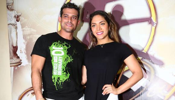 ¿Christian Domínguez se quiere casar con 'Chabelita'? El cantante lo confiesa. (Créditos: USI)