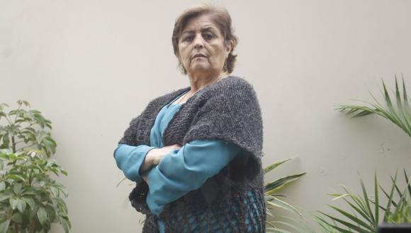 "Carmen González: ""César Hinostroza es un psicópata"" (USI)"