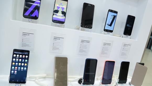 El país adquirió 850,202 celulares valorizados en US$ 92 millones con motivo del Día de la Madre. (Foto: GEC)