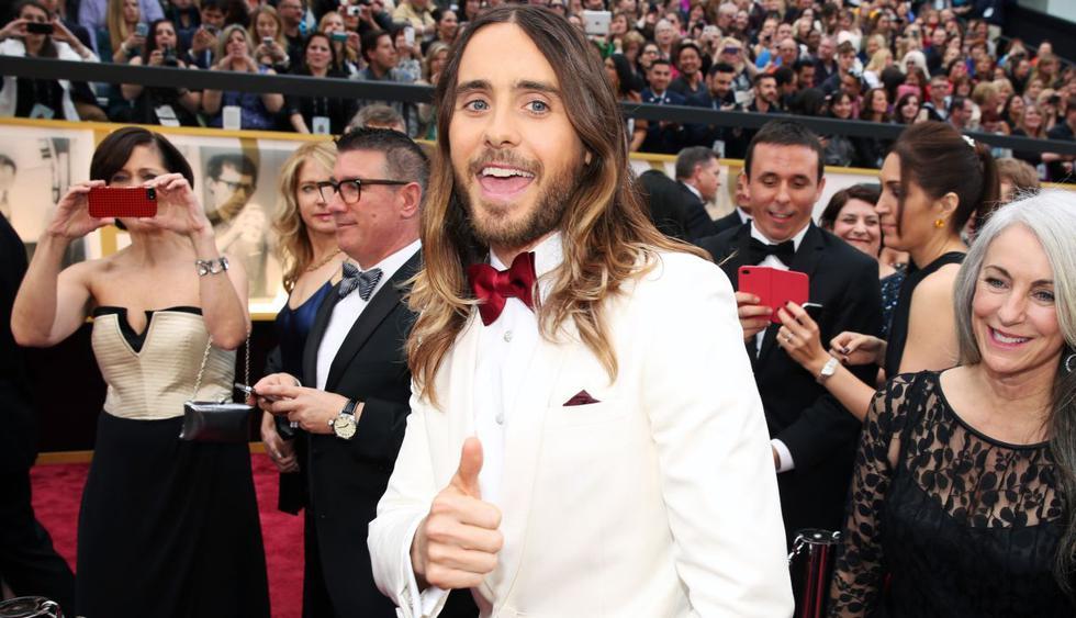 Jared Leto será 'Morbius' en el nuevo 'spin-off' de Spider-Man. (AP)