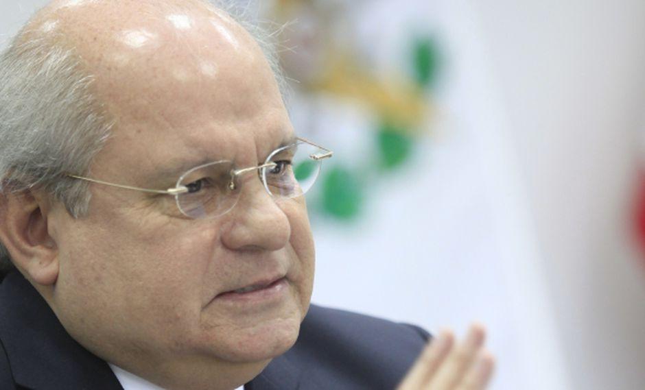 Pedro Cateriano responderá 41 preguntas en el Congreso. (USI)