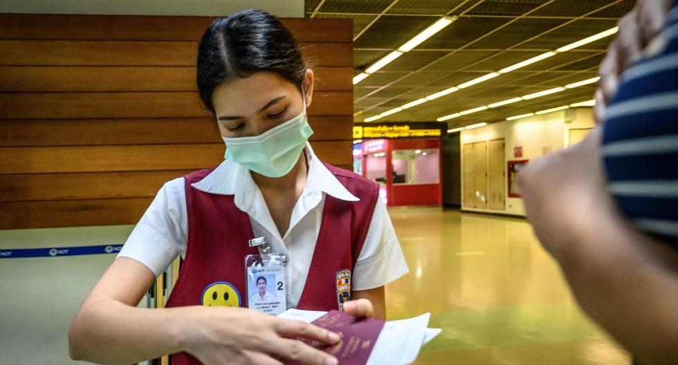 Virus de Wuhan: Detectan al primer contagiado en Estados Unidos. (Foto: AFP)