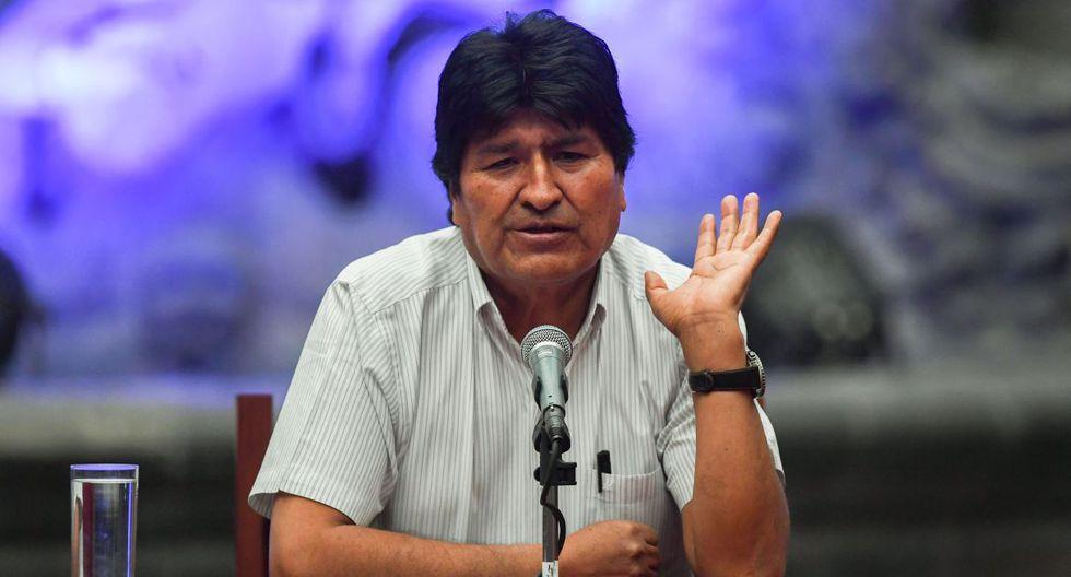 Como se recuerda, el canciller Gustavo Meza-Cuadra afirmó que le solicitó a su homólogo de México, Marcelo Ebrard, considerar otras opciones para el traslado de Evo Morales desde Bolivia a su país tras su renuncia a la presidencia, luego que este le pidiera realizar una escala técnica en el Perú. (Foto: AFP)