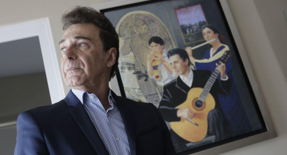 Javier Echecopar ha publicado el CD/DVD Primer concierto del Bicentenario.