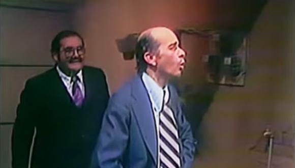 """El señor Calvillo aparece como uno de los posibles compradores de la vecindad de """"El Chavo del 8"""" (Foto: Televisa)"""