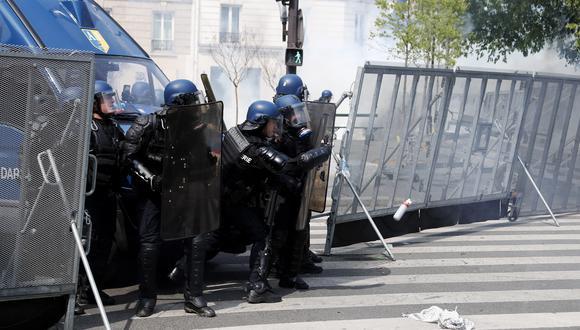 Se reportan tiroteos contra la Policía en toma de rehenes. (Foto: EFE)
