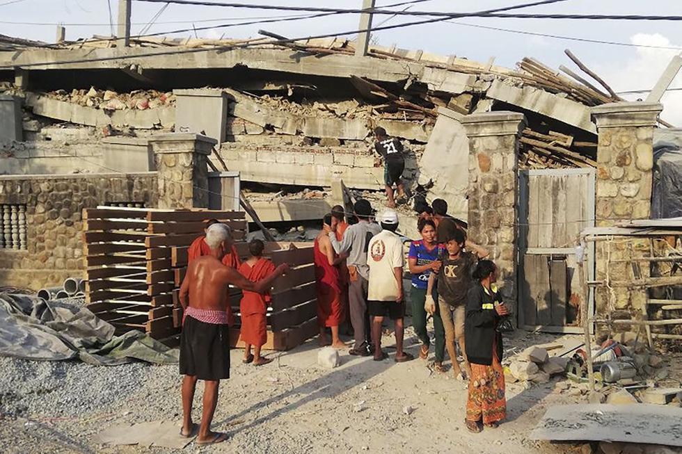 Las autoridades de Kep anunciaron que se formó una comisión para investigar la causa. (AFP)