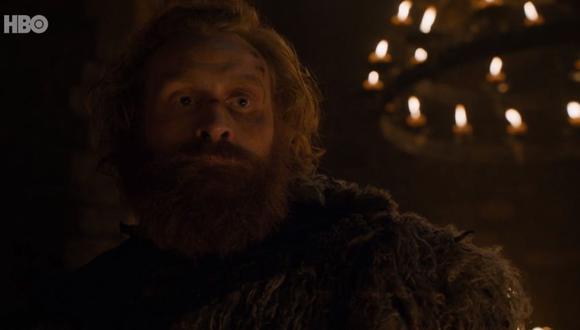 Tormund, una víctima del amor en Game of Thrones (Foto: HBO)