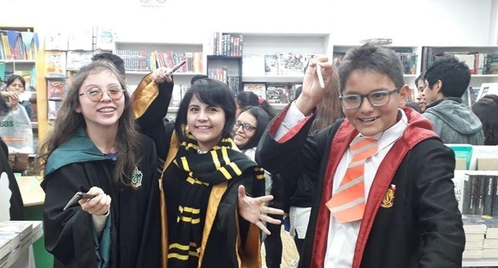 Seguidores de la saga de Harry Potter se reunirán en evento. (Foto: @HarryPotterFCPeru)