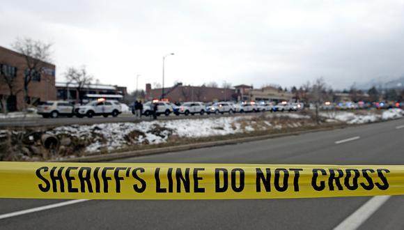 La Policía no quiso detallar el número concreto de muertos, pero medios locales han informado de al menos seis. (Foto: Jason Connolly / AFP)