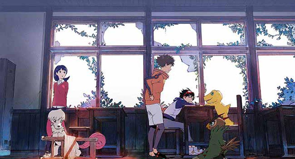 'Digimon Survive' llegará a PlayStation 4, Xbox One, Nintendo Switch y PC el próximo año.