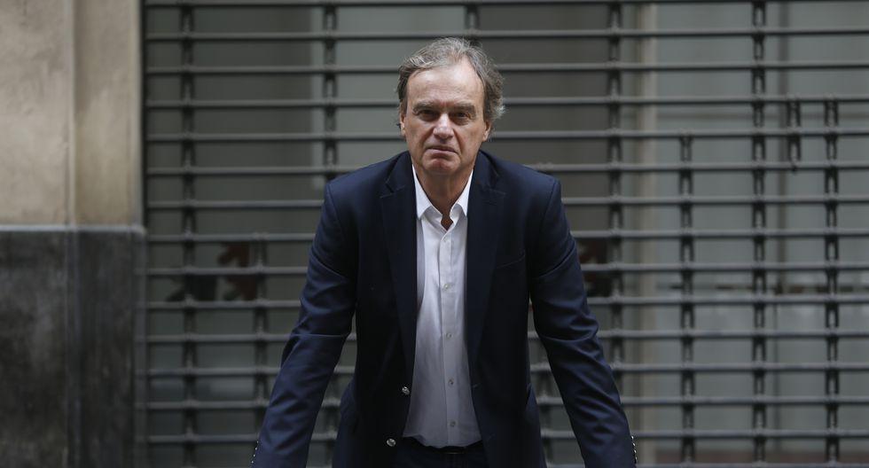"""Me parece demagógico e irresponsable decir que no va a haber peajes corruptos"", advierte Carlos Basombrío (Mario Zapata/GEC)."