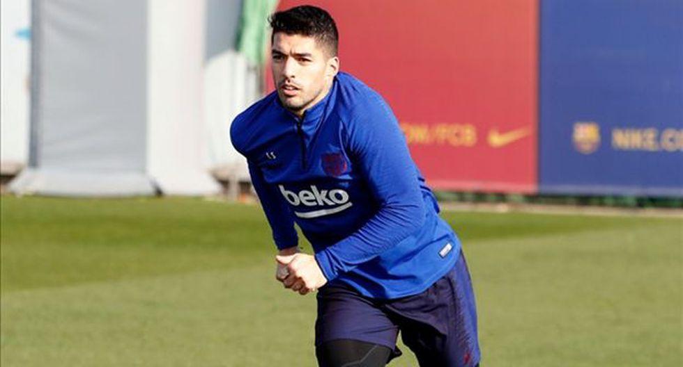 Luis Suárez se perderá el inicio de las Elliminatorias y parte de la temporada con el Barcelona. (Foto: FC Barcelona)