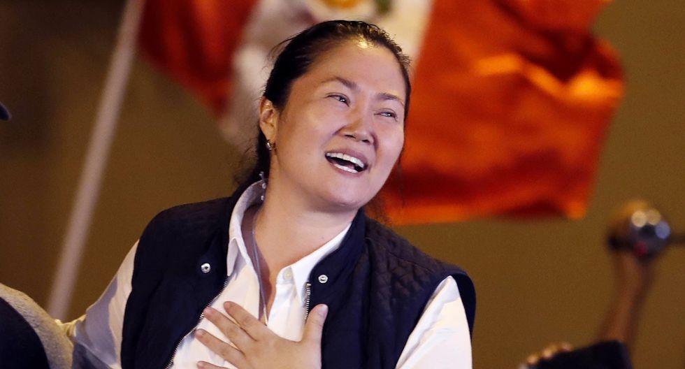 Keiko Fujimori abandonó el penal Anexo de Mujeres el pasado 29 de noviembre tras cumplir un año y un mes en prisión preventiva. (Foto: EFE)