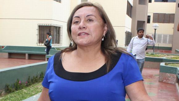 Rosa Núñez ventila temas personales. (USI)