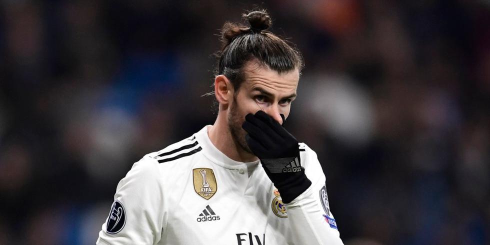 Gareth Bale sufrió una lesión durante el partido contra el Villarreal por la Liga Santander. (Foto: AFP)