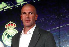 Real Madrid: Zinedine Zidane volvió a convertirse en DT merengue