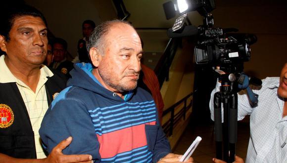 Ex alcalde de Chiclayo recibió condena.