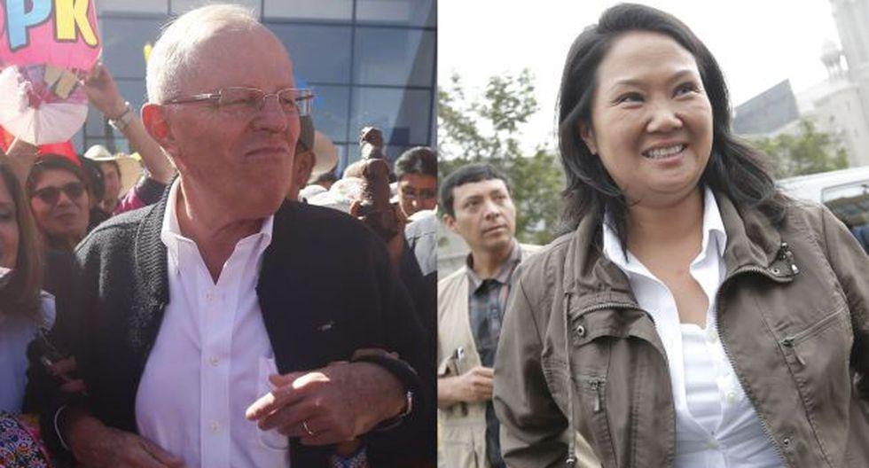 PPK y Fuerza Popular reportaron gastos por S/9 millones en conjunto durante segunda vuelta. (Perú21)