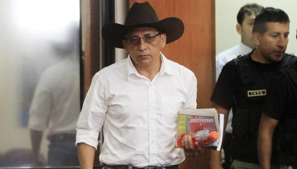 Antauro Humala lleva ocho años en prisión. (Reuters)
