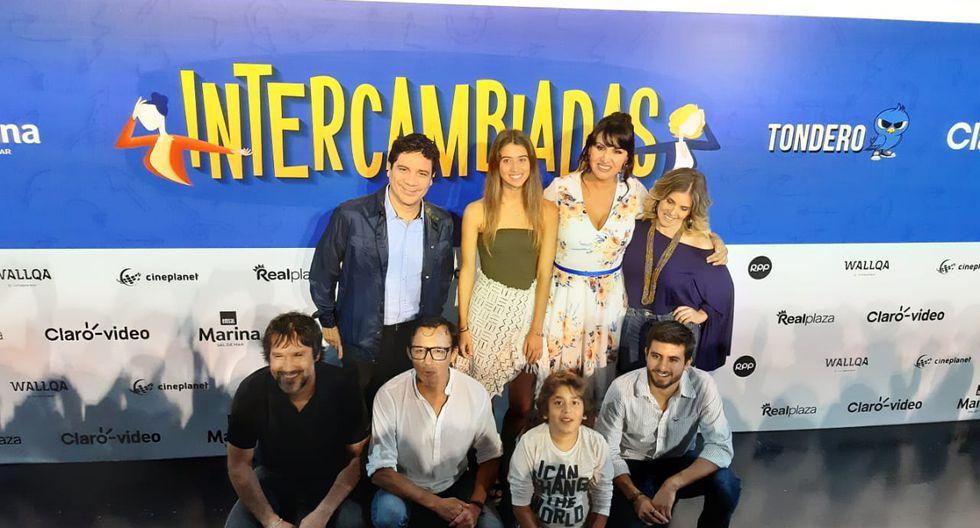 'Intercambiadas': Johanna San Miguel y Patricia Portocarrero protagonizan la proxima comedia de Tondero. (Jared Panta)