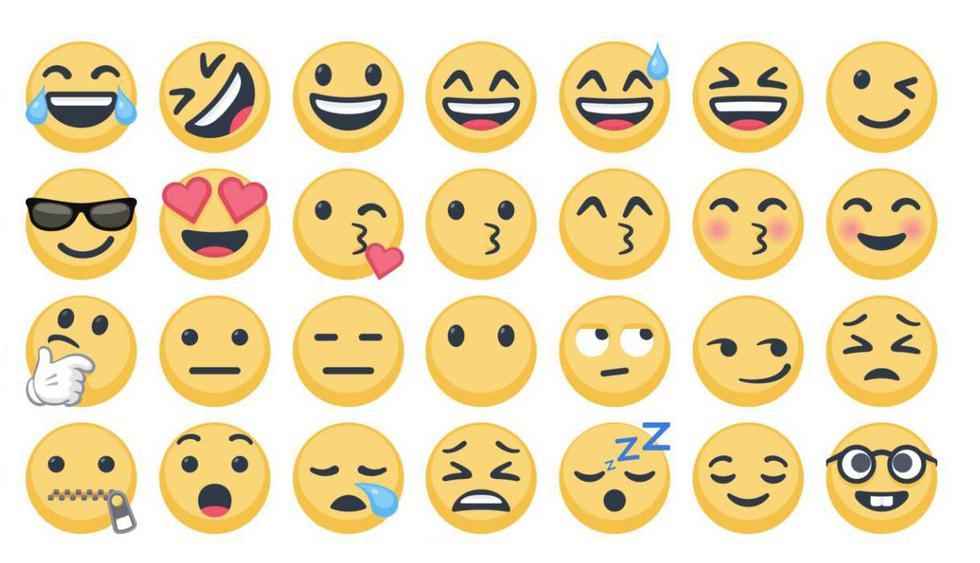 Estos son los 10 emojis más usados en Whatsapp, Facebook e Instagram. (Foto:Emojitracker)