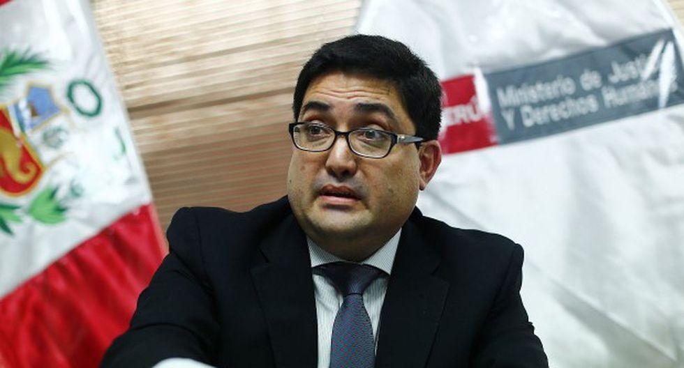 Procurador Jorge Ramírez estará presente en el interrogatorio a Valfredo de Assis Ribeiro, exrepresentante de OAS en el Perú. (Foto: GEC)