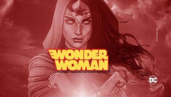 """""""Wonder Girl"""" será la superheroína latina de DC en una serie de televisión. (Foto: @DCWonderWoman)"""