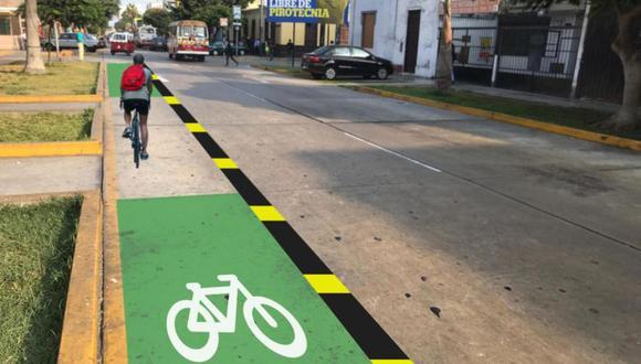 El alcalde de Magdalena, Carlomagno Chacón, informó que se realizan los estudios técnicos del proyecto. (Foto: Difusión)