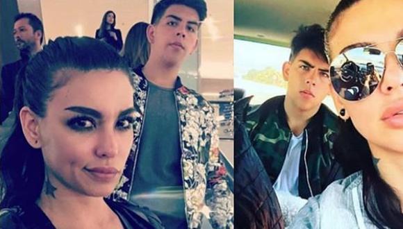 Modelo señaló que se encuentra enteramente comprometida con lo ocurrido con su hijo. (Instagram)