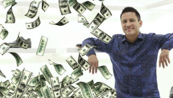 Renzo Costa es una de las personas más ricas en el Perú.