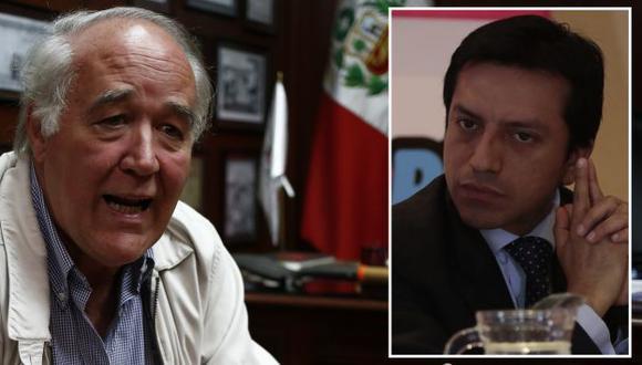 Gilbert Violeta: Víctor Andrés García Belaunde denunció lobby para cambiar votación sobre informe final de Caso Orellana. (USI)