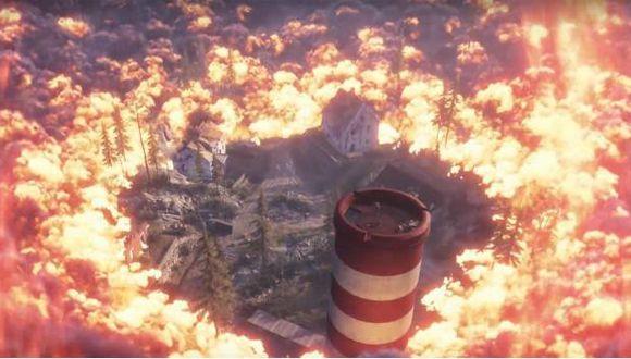 El modo battle royale llamado 'Firestorm' de Battlefield V, llegará en marzo del 2019.