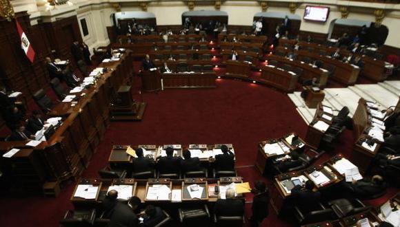 EN SUS MANOS. Legislativo deberá acoger demanda empresarial. (César Fajardo)