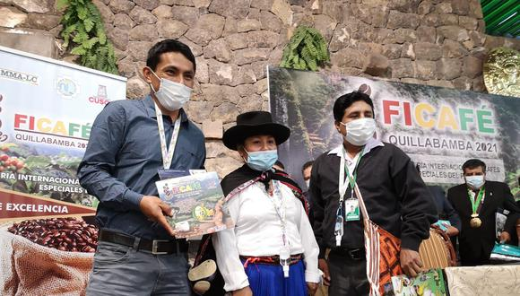 El 29 de octubre se anunciarán a los mejores productores de café del Perú, como parte de las actividades de la V Feria Internacional de Cafés Especiales (Ficafé), la cual se realizará en Quillabamba del 28 al 31 de octubre.