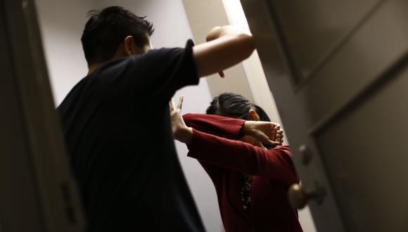 El Perú registra un gran número de casos de violencia contra la mujer. (Imagen referencial/GEC)
