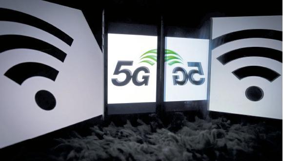 Renovación y productividad. Según el viceministro de Comunicaciones, la velocidad del 5G es 10 veces mayor a la óptima de 4G. (Foto: AP)