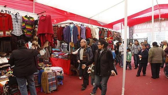 Ferias internacionales (Foto: GEC)