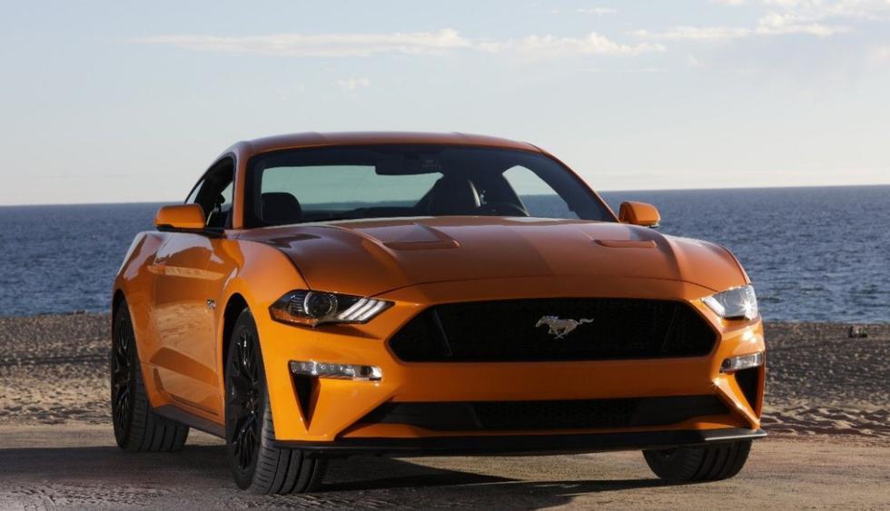 Este Mustang es el más moderno de la marca Ford, 2018-2019. (Foto: Difusión)