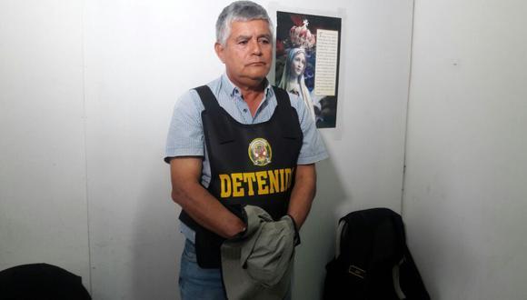 El alcalde de Bellavista (Jaen, Cajamarca), Hermógenes Fernández, habría encabezado una red criminal dedicada al sicariato y robo agravado.