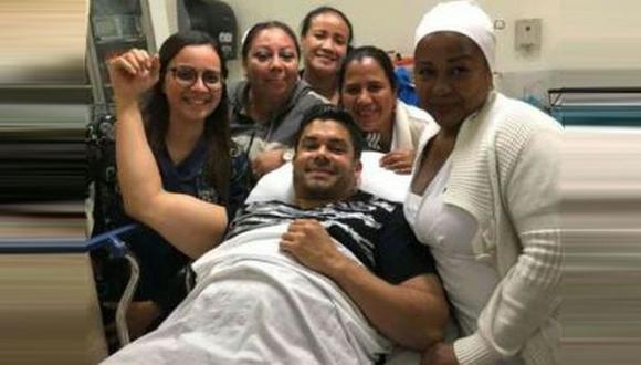 El salsero Jerry Rivera será sometido a una intervención quirúrgica que lo mantendrá alejado de los escenarios. (Foto: @MerchanTomala)